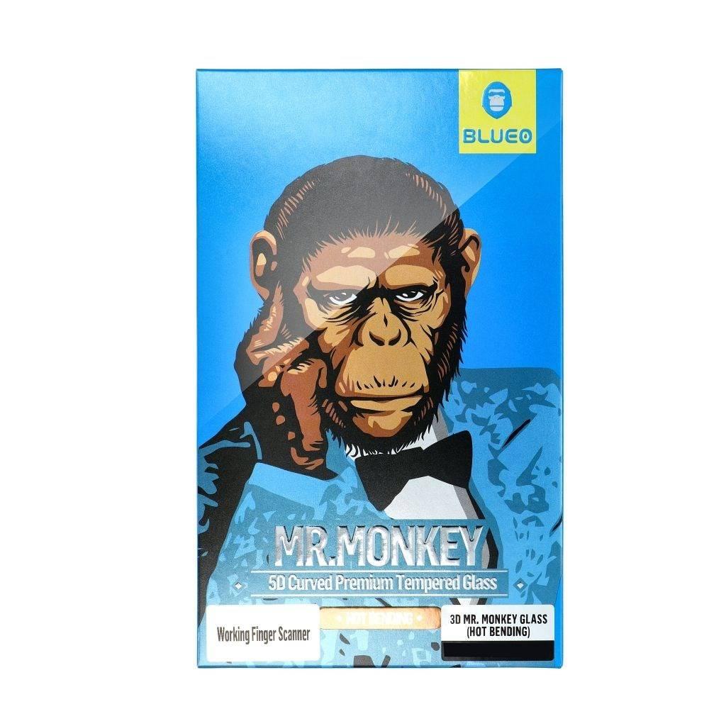 5D Mr. Monkey Glass – Apple iPhone 13 Pro black (Strong Matte)