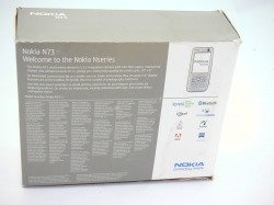 Box NOKIA N73 CD, Cable