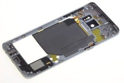 Housing Body Frame SAMSUNG Galaxy S6 Edge Plus Gray Black Saphire Grade A