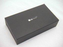 LG KG800 CD Box, Black Cable