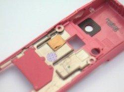 SAMSUNG X830 Casing Set Pink Grade A