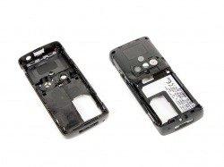 SONY ERICSSON K610i Original Case Without Flap Silver
