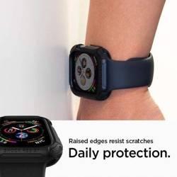 Tough Armor Case SPIGEN Apple Watch 4 (44mm) Black Black Case