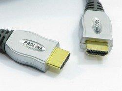 1,2 M PROLINK HDMI-KABEL. FULL HD-FILTER FEST