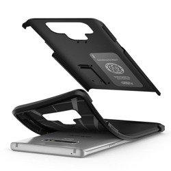 Etui SPIGEN Robuste Rüstung Samsung Galaxy Note 9 Black Case