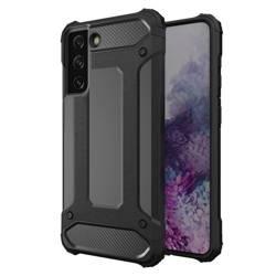 Forcell ARMOR Tasche für SAMSUNG Galaxy S22 schwarz