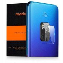 Gehärtetes Tempered glass MOCOLO Tg + Kameraobjektiv Huawei Mate 20 Pro Clear