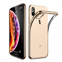 Hülle ESR Essential Apple iPhone X / Xs Champagner Gold Gold Hülle