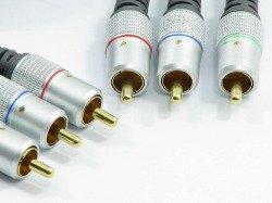 Kabel PROLINK 3xRCA - 3RCA-Komponente RGB 1,8 m TCV5250