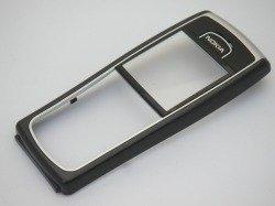 NOKIA 6230 Frontplatte Vorderseite Schwarz Klasse C.