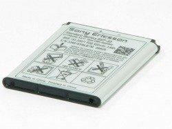 Originalbatterie SONY ERICSSON Aino Satio K800i C702 W880 W890 BST-33 Klasse A.
