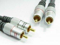 PROLINK Cinch-Kabel 2RCA - 2RCA 5m TCV4270
