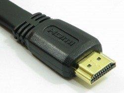 PROLINK Hdmi - Hdmi Kabel 5m flach Full HD V1.3b