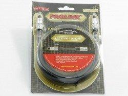 PROLINK Optisches Kabel Toslink 0,5 m digitale Qualität