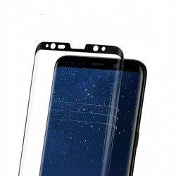 SPIGEN Liquid Air Samsung Galaxy S9 G960 Schwarz + Glas SPIGEN Hülle
