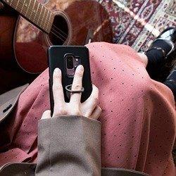 SPIGEN Style Pop Telefon Ring Gunmetal Grey