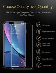 Tempered glass ESR GLASFOLIE IPHONE XR KLAR