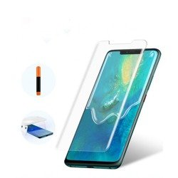 Tempered glass T-MAX UV-Glas Ersatz Huawei Mate 20 Pro Clear