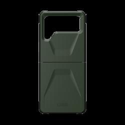 UAG Civilian - Schutzhülle für Samsung Galaxy Flip 3 (grün)