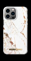 iDeal of Sweden Fashion - Schutzhülle für iPhone 13 Pro (Carrara Gold)