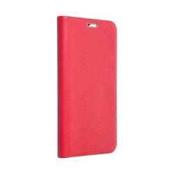 ETUI Kabura Forcell LUNA Book Gold do SAMSUNG Galaxy A13 czerwony CASE