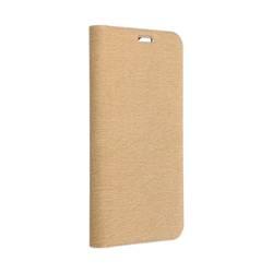 ETUI Kabura Forcell LUNA Book Gold do SAMSUNG Galaxy S22 Plus złoty CASE