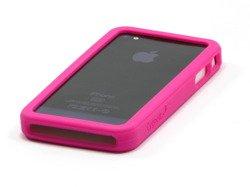 Etui Bumper Apple iPhone 4 4S Czarne I RÓŻOWE