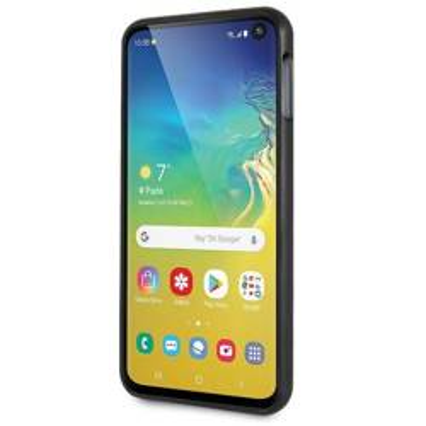 Etui MERCEDES Samsung Galaxy S10e Dynamic Czarny Case