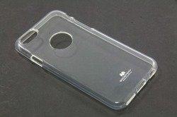 Etui MERCURY Jelly Case Apple iPhone 6 6S Przezroczysty Pokrowiec Silikon