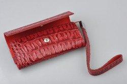Etui NOKIA CP-522 E72 Asha N97 Mini SKÓRA Czerwone