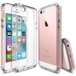 Etui RINGKE Apple Iphone 5 5s SE Fusion Clear Przeźroczyste Case