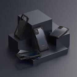 Etui RINGKE Fusion X Galaxy M31S Camo Black Czarne Case