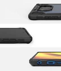 Etui RINGKE Fusion X Xiaomi Poco X3 Nfc Space Blue Niebieskie Case