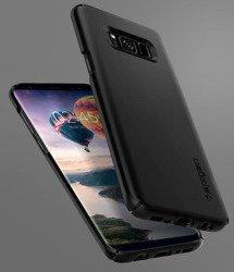 Etui SPIGEN Thin FIT Samsung Galaxy S8 G950 Black Case