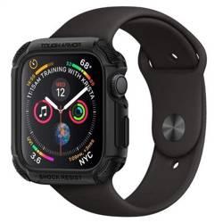 Etui SPIGEN Tough Armor Apple Watch 4 (44mm) Black Czarne Case
