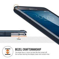 Etui SPIGEN Ultra Hybrid Samsung Galaxy Note 4 Crystal Clear Przeźroczyste Case