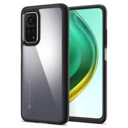 Etui SPIGEN Xiaomi MI 10T MI 10T Pro Ultra Hybrid Matte Black Czarne Case