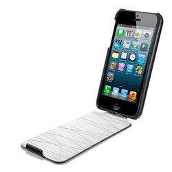 Etui SPIGEN iPhone 5 Argos Black Czarny Apple Futerał Case