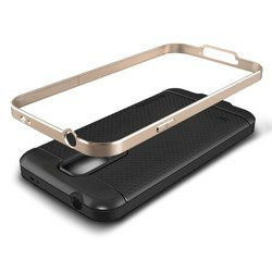 Etui Samsung Galaxy S5 VERUS Iron Shield Rose Pink Jak Spigen SGP Pokrowiec