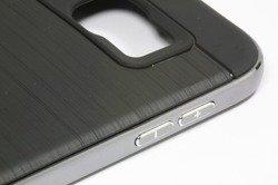 Etui Samsung Galaxy S6 VERUS Iron Shield Titanium Jak Spigen SGP Pokrowiec
