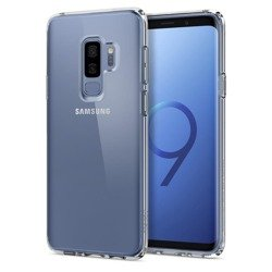 Etui Spigen Galaxy S9+ Plus Ultra Hybrid Przezroczyste Case Samsung