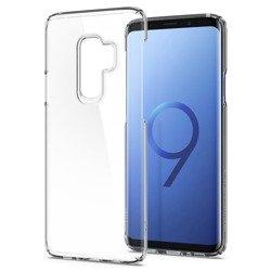 Etui Spigen Thin Fit Galaxy S9+ Plus Clear Samsung Case Pokrowiec