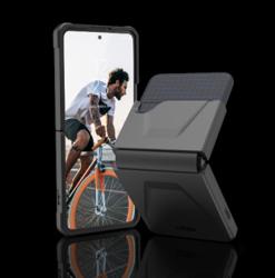 Etui URBAN ARMOR GEAR LLC Samsung Galaxy Flip 3 UAG Civilian Zielony Case