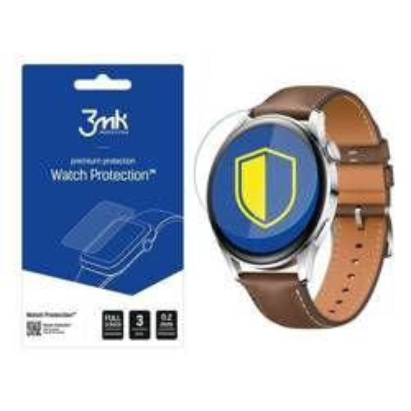 Folia Ochronna 3MK Huawei Watch 3 ARC Fullscreen