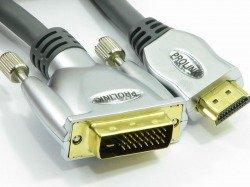 Kabel PROLINK Hdmi - DVI 5m TCV8490