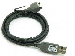 Kabel USB NOKIA CA-53 Oryginał 6111 6230 6230i 6280 7370 E50 N70 N73 N80