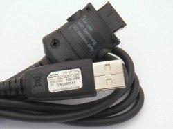 Kabel USB SAMSUNG I760 ZX20 ZX10 Z320I Orginalny
