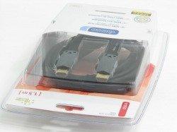 Kabel VIVANCO Hdmi - Hdmi 1,5m Płaski NR.1 Komputer Świat