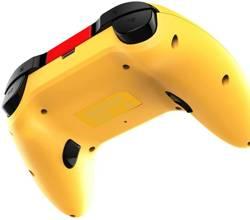 Kontroler bezprzewodowy iPega PG-SW023B N-S / P3 /  Android / PC (żółty)