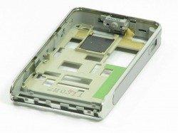 Obudowa LG KU990 KU990i Viewty Srebrna Komplet Oryginał Grade B